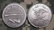Challenge Coin National Rifle Association NRA M1903 Series Rifle Springfield WWI