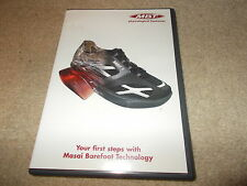 N DVD MBT Your First Steps With Masai Barefoot Technology Physiological Footwear
