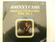 JOHNNY CASH LP ORIGINAL GOLDEN HITS volume 1 EX+ sun 6467001