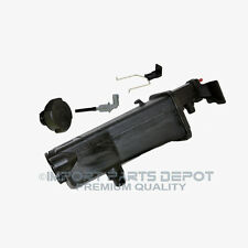 BMW Coolant Reservoir Expansion Tank + Cap + Sensor + Clip Premium Quality 781