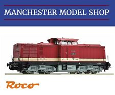 "Roco HO 1:87 Baureihe 110 136-9 Diesel locomotive DR ""DCC-DIGITAL"" NEW"