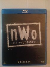 WWE: NWO - The Revolution (Blu-ray Disc, 2012, 2-Disc Set)
