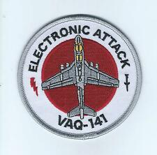 "VAQ-141 EA-6B ""ELECTRONIC ATTACK"" patch"