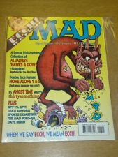 MAD SUPER SPECIAL #118 1997 FEB VF EC VOLUME US MAGAZINE HOME ALONE JAFFEE