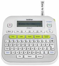 New ! Brother P-Touch PT-D210 Label Maker P-TOUCH EASY COMPACT LABEL MAKER