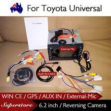 CarDVD GPS Stereo For Toyota ECHO Landcruiser PRADO RAV4 Camry HILUX Before 2001