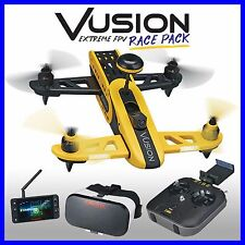 BRAND NEW RISE VUSION 250 FPV QUADCOPTER RACING DRONE RTF READY TO FLY RISE0200