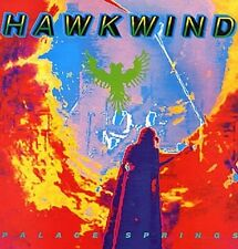 HAWKWIND - PALACE SPRINGS (EXPANDED & REMASTERED 2CD EDITION) - ROCK -  NEU