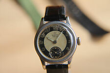 Vintage WWII 1942 Omega Officer. Swedish military watch. No reserve!!!!