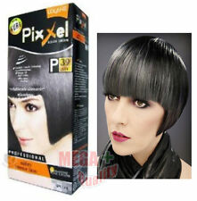 Lolane Pixxel Hair Permanent Dye Color Cream various colors # P39 Intense Gray