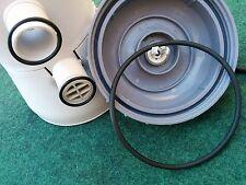 4 Dichtungen für INTEX 603 604G 638R 28602GS 28604GS 28638GS Pumpe Filterpumpe