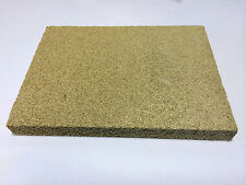 "10 x VERMICULITE Bricks 230x114x25mm (4,5 ""X9"" x1 "") adatta Villager STOVE"