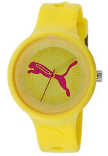 PUMA SLICK PU910682019 WOMEN'S WATCH NEW 2 YEARS WARRANTY
