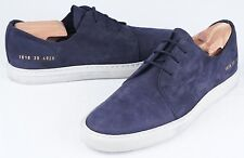 COMMON PROJECTS NUBUCK LEATHER REC Sneakers (Mens 39/8US)