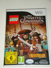 WII Spiel LEGO Pirates of the Caribbean - Das Videospiel