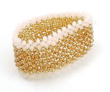 sweet deluxe Armband Stretcharmband Glasperlen neu ohne Etikett bracelet