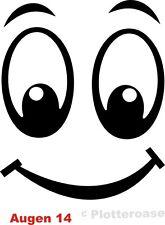 Augen 14,Auto,Aufkleber,Autoaufkleber,Wandtattoo,Car,Sticker,Eye,Stickers,Yeux