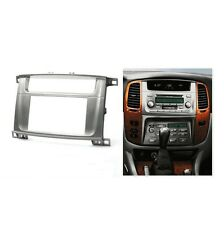 Fascia Stereo For Toyota Land Cruiser 100 Lexus LX470 Dash Trim Kit
