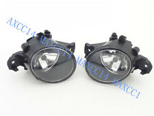 Pair front bumper FOG DRIVING Light lamp for NISSAN VERSA SEDAN 2015-2016