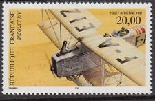 AIRCRAFT :1997 FRANCE-20F Brequet  SG 3456 MNH