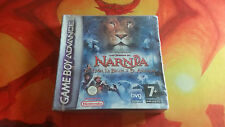 LAS CHRONICLES OF NARNIA GAME BOY ADVANCE GBA 24/48H