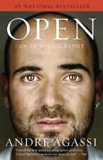 Open: An Autobiography by Agassi, Andre