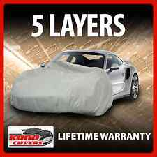For Nissan 350Z Coupe 5 Layer Waterproof Car Cover 2003 2004 2005 2006 2007 2008