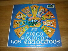 LOS GRADUADOS el signo cozon de LP Record - Sealed