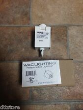 "WAC Lighting ""W"" Series Track Suspension / Wiring Loop - Catalog # H-LOOP-WT"