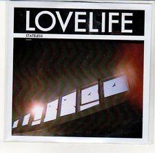 (EN432) Lovelife, Stateless - 2013 DJ CD