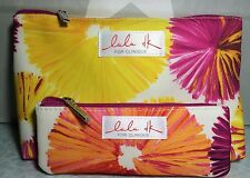 CLINIQUE COSMETIC TRAVEL BAG BY LULU DK @ MACY'S DPT STORE MARCH/APRIL 2015