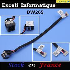 Connecteur alimentation dc jack cable DW265 PC portable DELL LATITUDE E5520