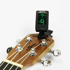 JOYO JT-01 Digital Chromatic Headstock Tuner for Acoustic Guitar Bass Ukulele