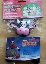 Cow Air Freshener Doll  Barnyard Friends  NIP