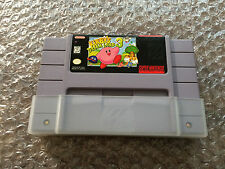 Kirby's Dream Land 3 (Super Nintendo, SNES) Authentic Game Cart - Tested