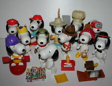 McDonald's MC DONALD'S HAPPY MEAL - 2000 Penauts Snoopy Serie 12 Grandi