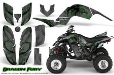 YAMAHA RAPTOR 660 GRAPHICS KIT CREATORX DECALS STICKERS DRAGON FURY GS