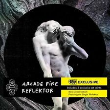 Reflektor [Best Buy Exclusive] by Arcade Fire CD, Nov-2013, 2 Discs, complete