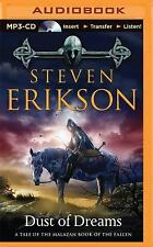 Malazan Book of the Fallen Ser.: Dust of Dreams 9 by Steven Erikson (2015,...