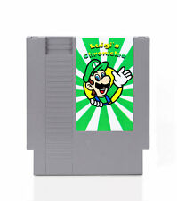 Luigi's Chronicles - Nintendo NES Game