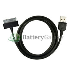 25 USB Black Battery Data Sync Charger Cable for Apple iPhone 2G 3G 3GS 4 4G 4S