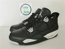 DS Nike Air Jordan IV 4 Retro LS 4 Oreo 314254 003 Size 8