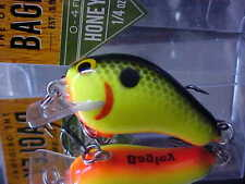 Bagley Legendary Action Balsa HONEY B HB1-CSD in CHART SHAD Ultralight Fishing