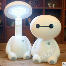 Lampes Mignon Chambre Baymax Rechargeable Lumière Baby Sleep chaude