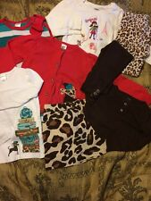 Gymboree Huge Lot Of Girls Outfits Mix And Match Size 4/5 Adorable