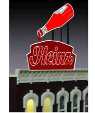 Miller Engineering  HO/N   HEINZ SIGN MLR1082-NEW