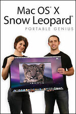 MAC OS X SNOW LEOPARD PORTABLE GENIUS : WH2-R4A : PB370 : NEW BOOK