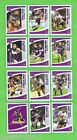 MELBOURNE STORM 2008 TELEGRAPH NEWSPAPER RUGBY LEAGUE CARDS