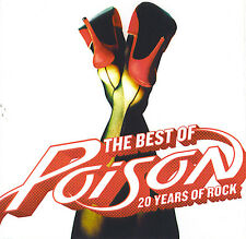 Poison : The best of 20 years of rock (CD + DVD)