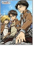 YUGIOH MTG ANIME SLEEVES TCG Attack on Titan: Follow Corporal Pack (52 count)